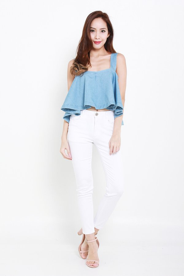 *PREORDER* Washout Whiteout Skinny Jeans