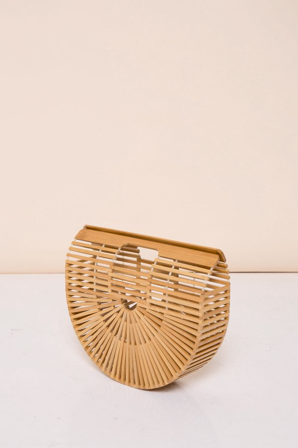 Scandi Ark Bamboo Bag