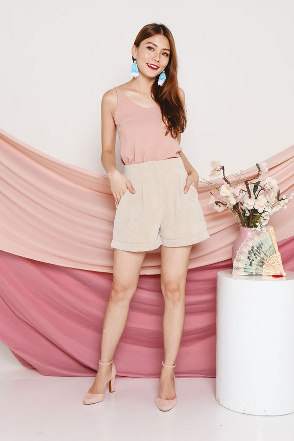 Everyday Basics Camisole Nude Pink